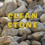 Materials Stone Sand Mulch