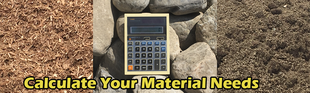 Calculate Your Material Needs